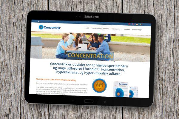 Concentrix Nutrition